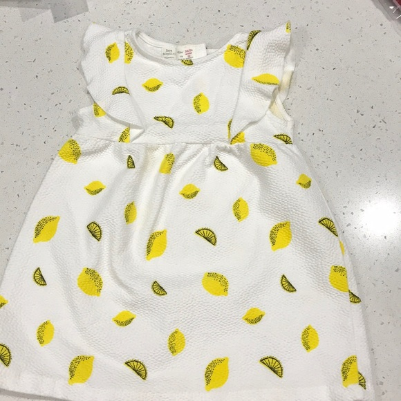 2019 New Style Zara Baby Girl 18-24 Dress Dresses Girls' Clothing (0-24 Months)